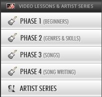 Jamplay Lesson Types